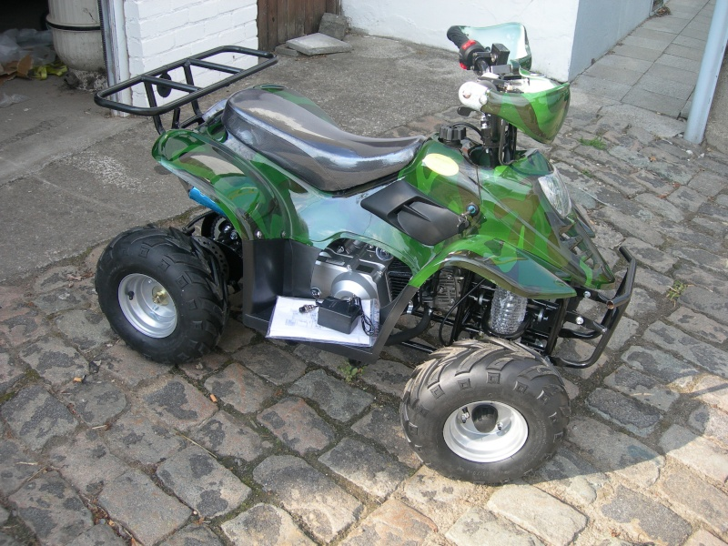 Armido vends un quad 110cc neuf  contact en MP Dscn4214