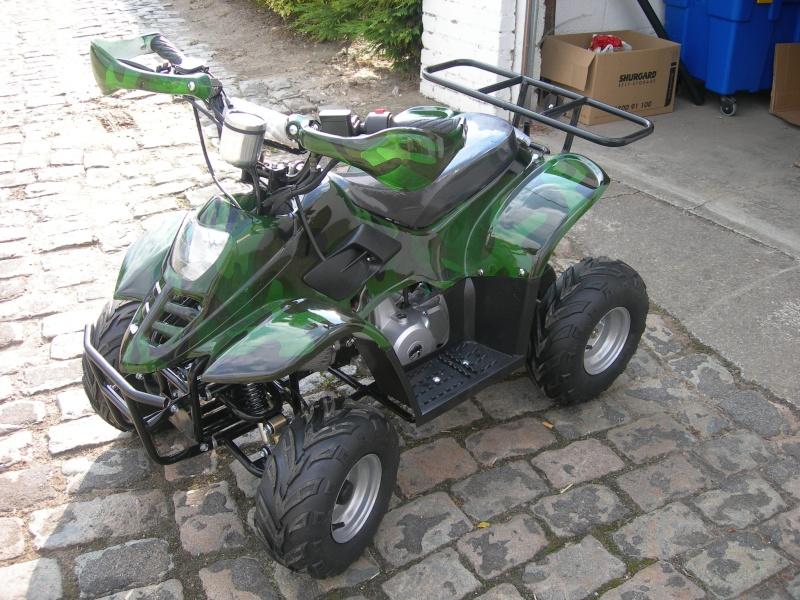 Armido vends un quad 110cc neuf  contact en MP Dscn4215