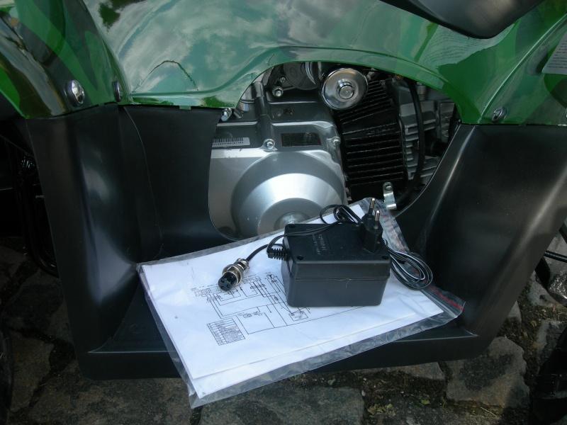 Armido vends un quad 110cc neuf  contact en MP Dscn4217
