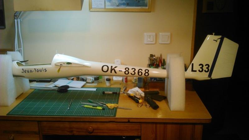 Réparation L 33 Dsc_0112
