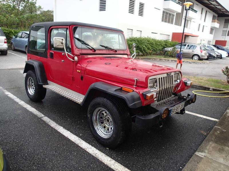 A vendre Jeep YJ 2.5l 1993 P3221013