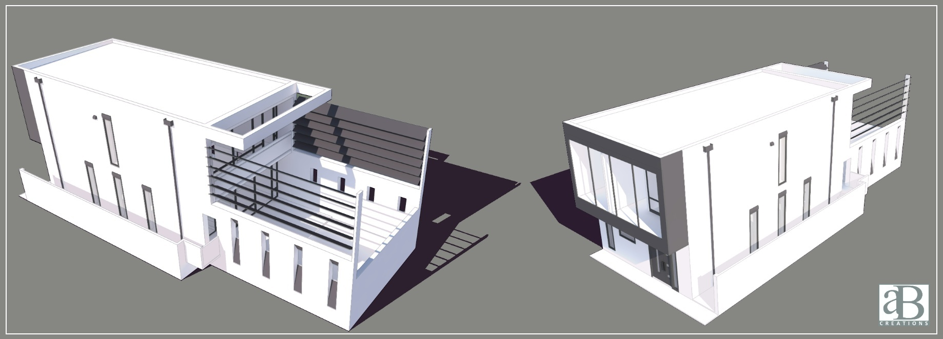 SketchUp'eur architecte -AnthO'- - Page 28 610