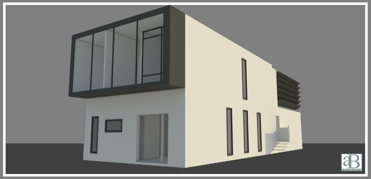 SketchUp'eur architecte -AnthO'- - Page 28 Maison11