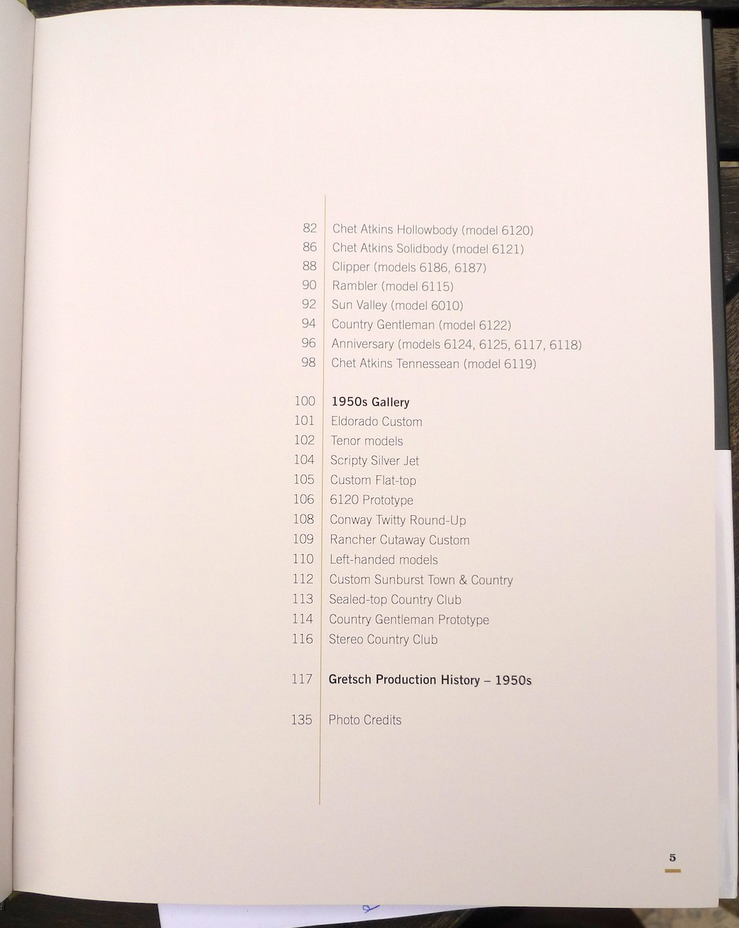 Ball's Manual of Gretsch Guitars: 1950s - Page 2 P1010813