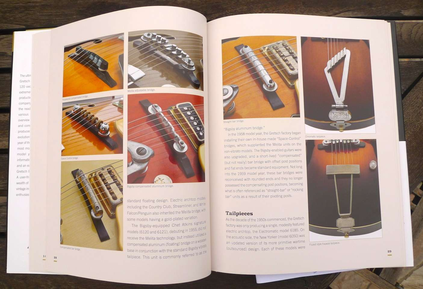 Ball's Manual of Gretsch Guitars: 1950s - Page 2 P1010814