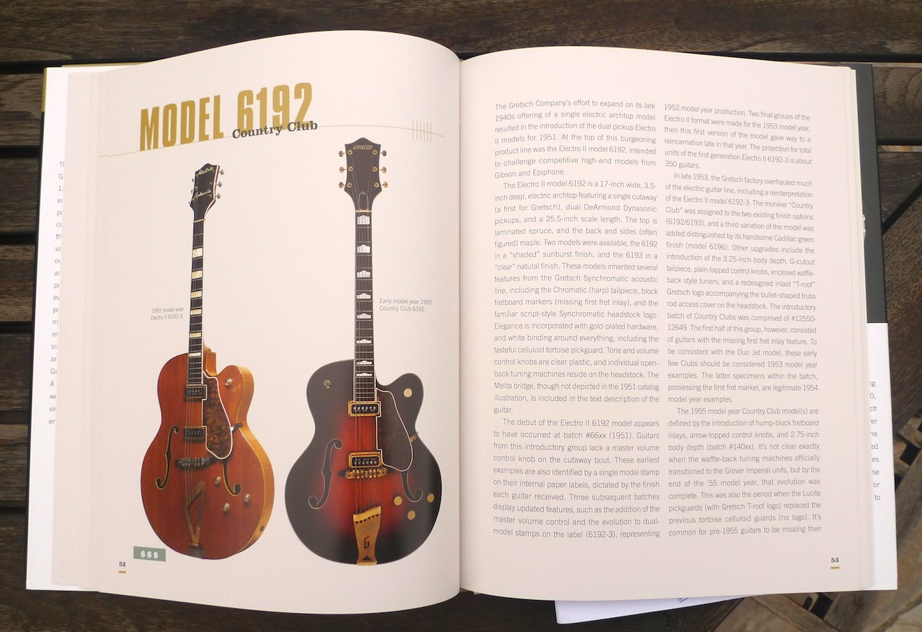 Ball's Manual of Gretsch Guitars: 1950s - Page 2 P1010815