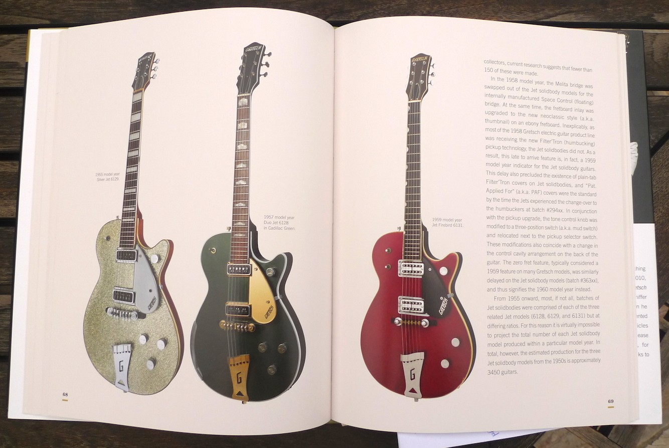 Ball's Manual of Gretsch Guitars: 1950s - Page 2 P1010816