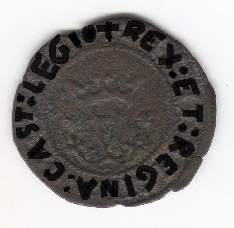 Blanca a nombre de los Reyes Catolicos. 1506-1566. Sevilla Img00210