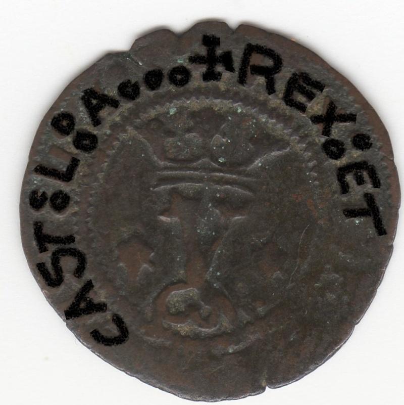 Blanca a nombre de los Reyes Catolicos. 1506-1566. Toledo Img00611