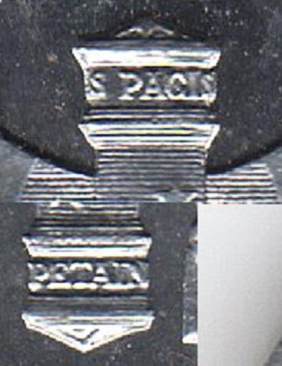 50 Centimes. Francia, Estado de Vichy. 1942. París Img43510
