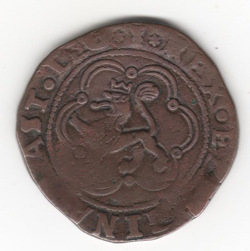 4 Maravedís a nombre de los Reyes Catolicos. Cuenca Img99110