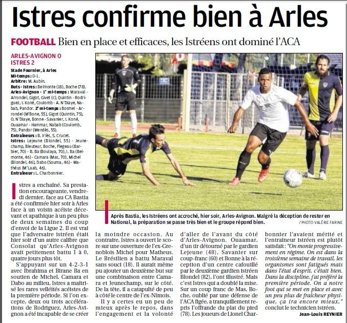 AC ARLES AVIGNON /// CLUB ET STADE  - Page 2 711