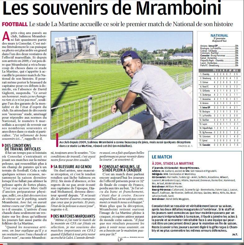 FC BOURG  EN BRESSE PERONNAS Football Bourg en Bresse Péronnas 01.  718