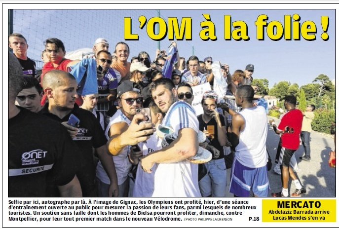 SUPPORTERS ...ALLEZ L'OM - Page 4 828