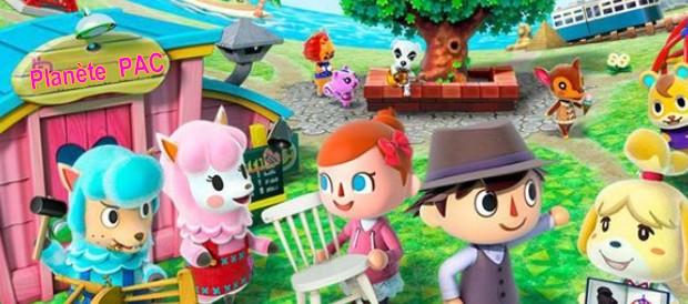 Planète Animal Crossing