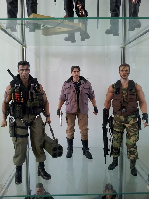 Collection du Cpt.Speirs ( HOT TOYS ). 20140719