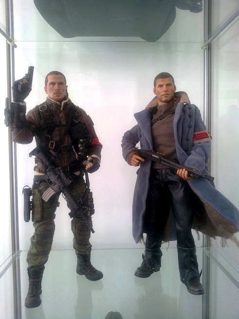 Collection du Cpt.Speirs ( HOT TOYS ). 20140720