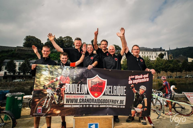 GRAND RAID GODEFROY 2014 - 14 septembre 2014 - Bouillon Podium12