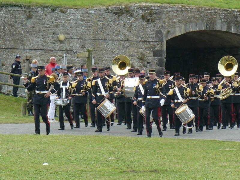 Expo Saint Malo dimanche 17/08: la 329th Buckshot/résistance 1210