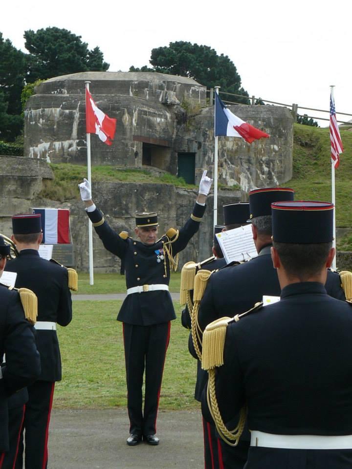 Expo Saint Malo dimanche 17/08: la 329th Buckshot/résistance 1610