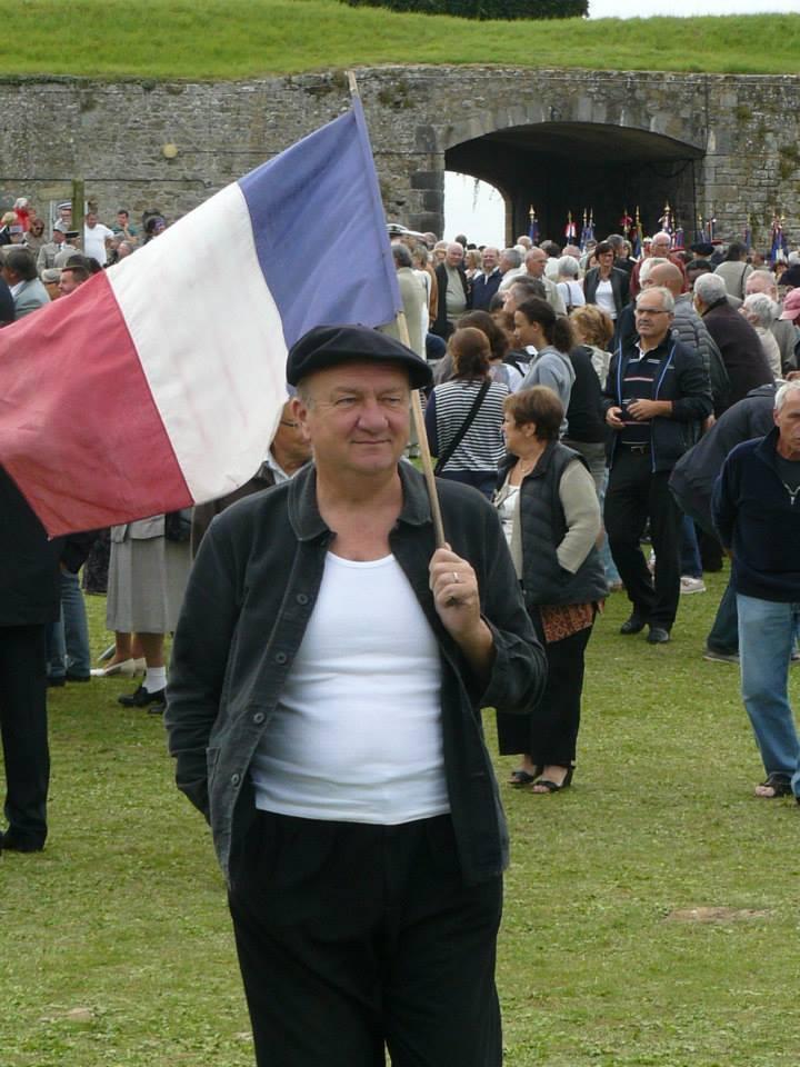 Expo Saint Malo dimanche 17/08: la 329th Buckshot/résistance 1710