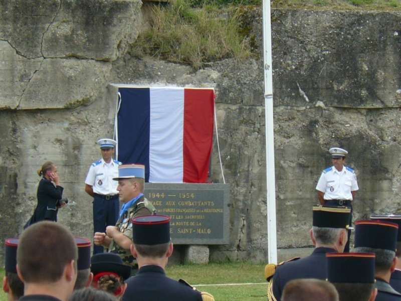 Expo Saint Malo dimanche 17/08: la 329th Buckshot/résistance 2010