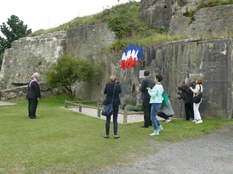 Expo Saint Malo dimanche 17/08: la 329th Buckshot/résistance 2710