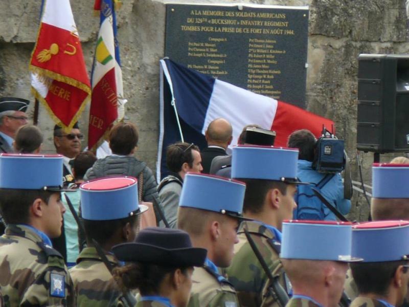 Expo Saint Malo dimanche 17/08: la 329th Buckshot/résistance 3410