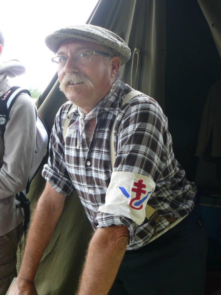 Expo Saint Malo dimanche 17/08: la 329th Buckshot/résistance 4510
