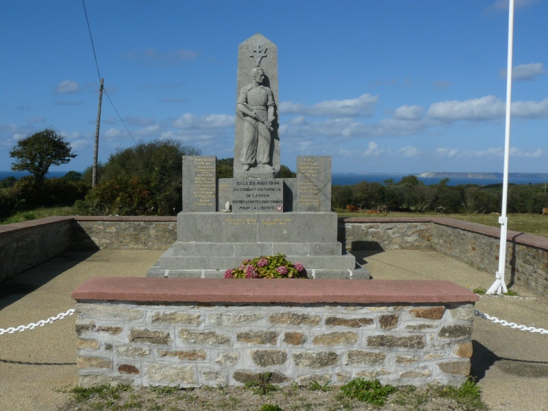 Les combats de Lesven en Finistère, 26 août 1944 P1120415