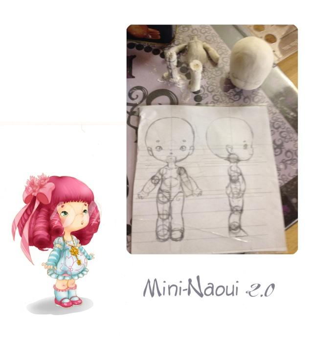 [Chouti's] Mini- Naoui 2.0 , préparatifs Ldoll p6 !!! - Page 3 Previe12