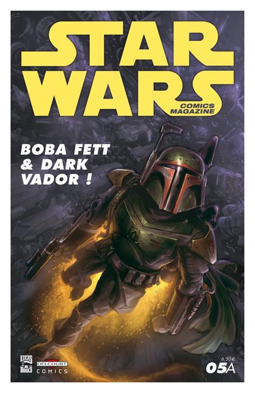 STAR WARS COMICS MAGAZINE #05 - SEPTEMBRE 2013 05a10