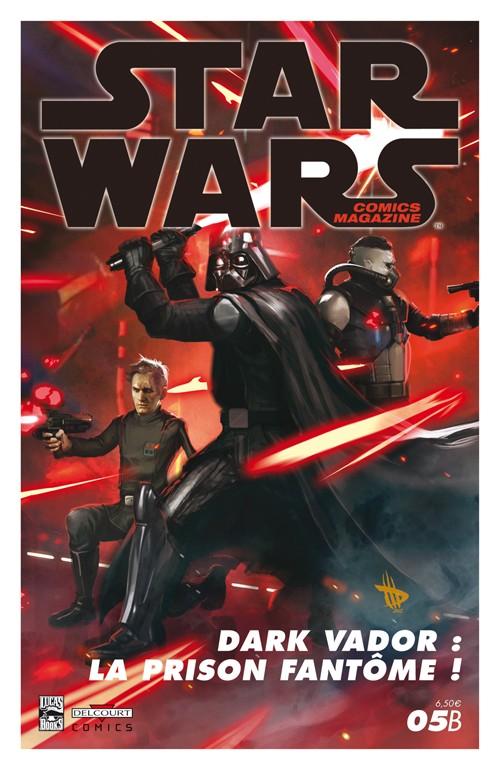 STAR WARS COMICS MAGAZINE #05 - SEPTEMBRE 2013 05b10