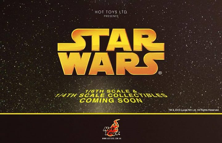 Hot Toys et Star Wars, les news - Page 2 Annonc10