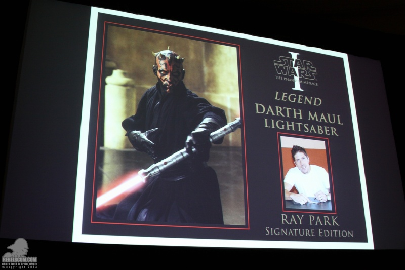 eFX Legend Edition - Darth Maul Lightsaber Efx_ma10