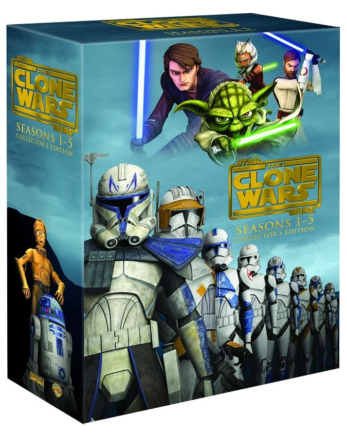STAR WARS THE CLONE WARS - NEWS - NOUVELLE SAISON - DVD [3] - Page 3 Inegra11