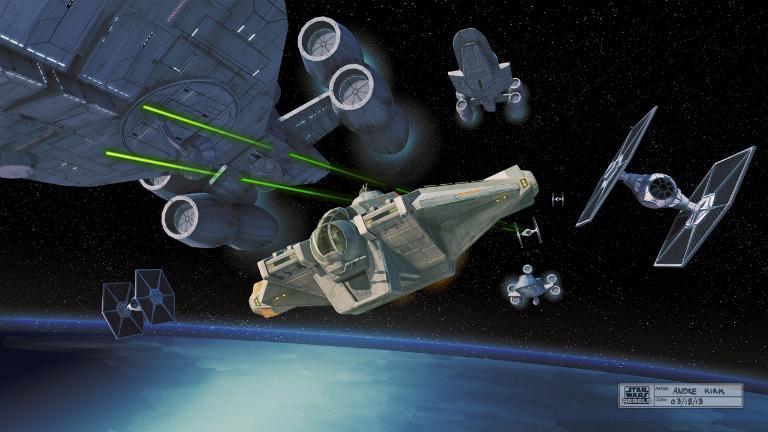 Star Wars Rebels  Rebels11