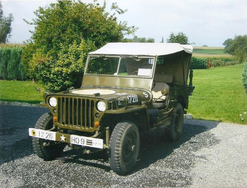 Jeep willys de 1943 Numyri12