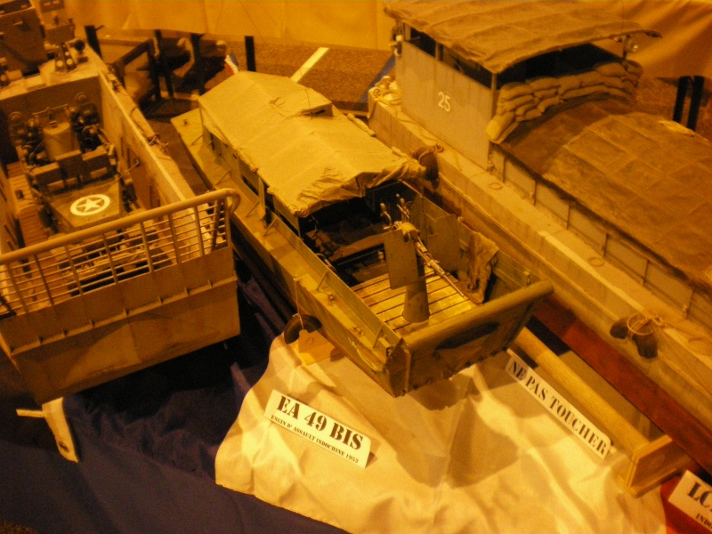 LCVP BLINDE INDOCHINE au 1/6 et radiocommandé -SCRATCH Imgp0915