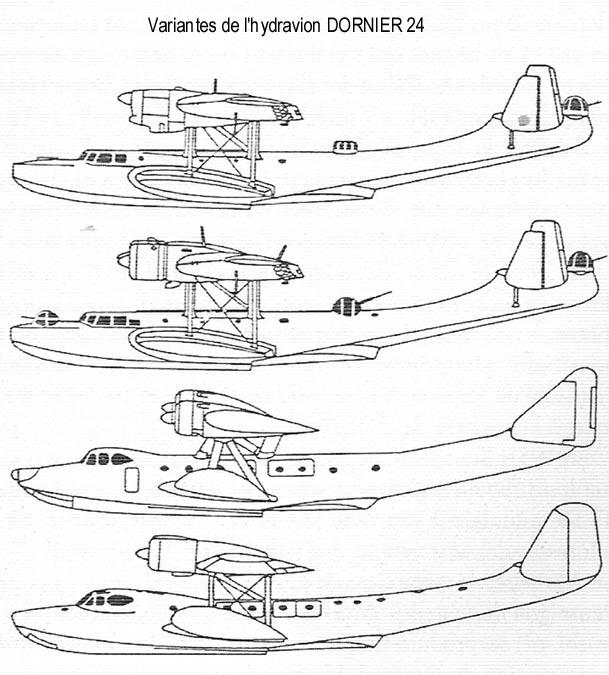 [Les anciens avions de l'aéro] Hydravion DORNIER  DO 24 Varian10