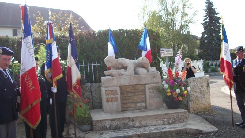 Section Cote d'Or ,libération de Chatillon sur Seine 100_5415