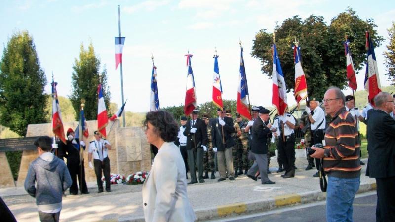 Cérémonie à Nods sur Seine avec la Cote d'Or 100_5522