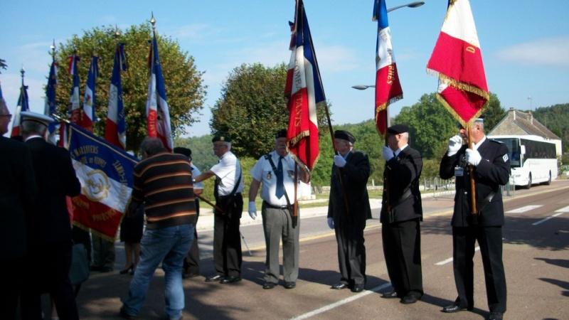 Cérémonie à Nods sur Seine avec la Cote d'Or 100_5526