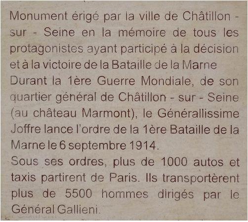 Section Cote d'Or ,libération de Chatillon sur Seine Journe15