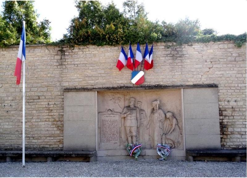 Section Cote d'Or ,libération de Chatillon sur Seine Journe18