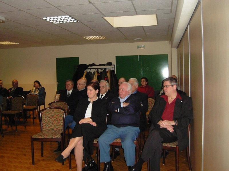 CONGRES DEPARTEMENTAL DANS LA SARTHE en 2005 Societ16
