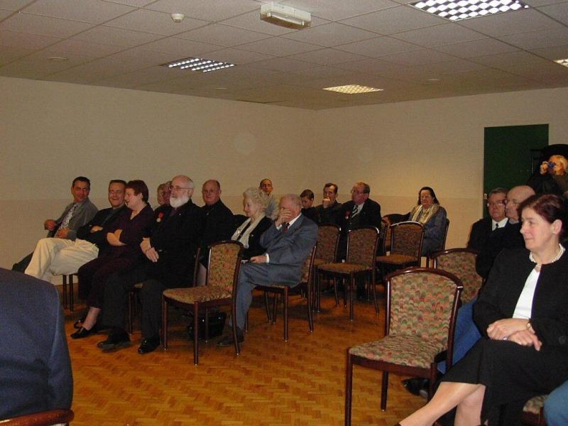 CONGRES DEPARTEMENTAL DANS LA SARTHE en 2005 Societ17
