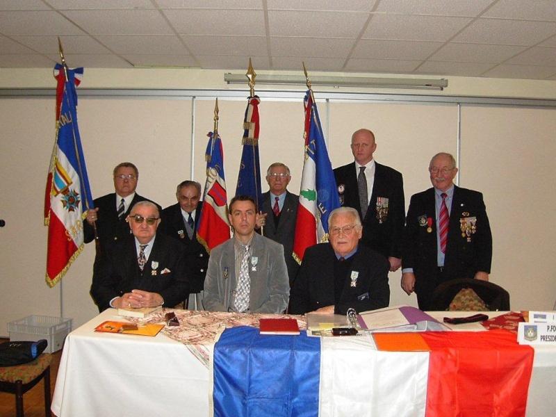 CONGRES DEPARTEMENTAL DANS LA SARTHE en 2005 Societ18