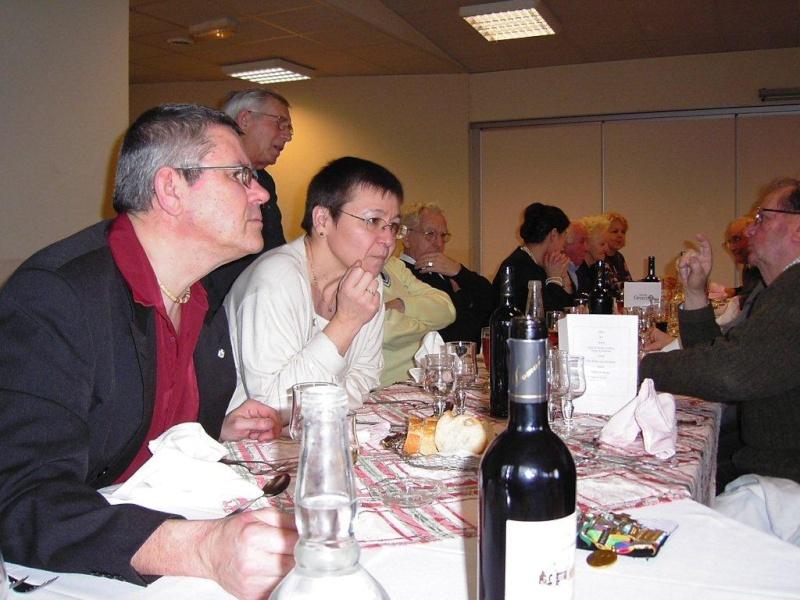CONGRES DEPARTEMENTAL DANS LA SARTHE en 2005 Societ22