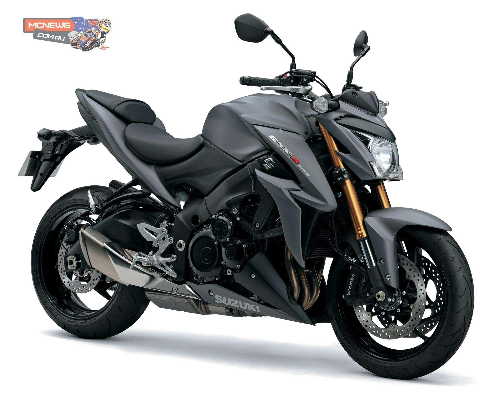 Suzuki GSX et GSXS 1000 ... - Page 4 Suzuki10